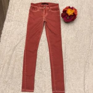 Joe's Jeans The Skinny Coral Stretch Jeans